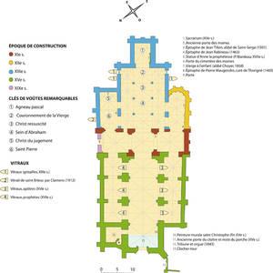 Plan : Fr. Comte © Infographie : Daniel Habasque