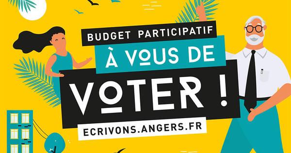 Budget participatif: à vous de voter