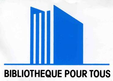 Logo CULTURE ET BIBLIOTHEQUES POUR TOUS
