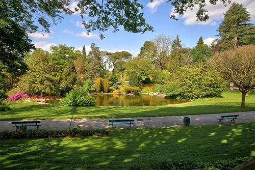 Angers la ville verte - Jardin des plantes angers horaires ...