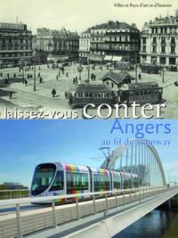Application multimédias Laissez-vous conter Angers au fil du tramway