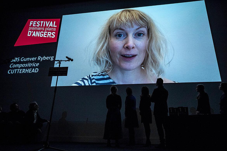 Prix de la création musicale, longs-métrages européens: Sos Gunver Ryberg, pour Cutterhead.