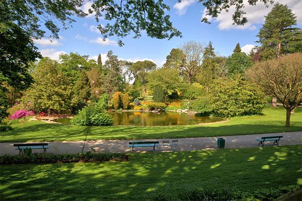 Angers, la ville verte