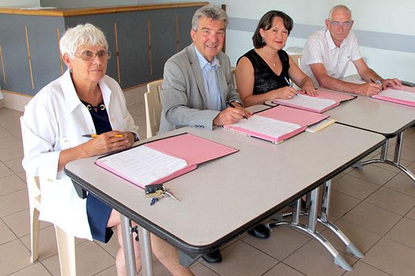 Une convention fixe l'accueil à Angers des grands rendez-vous d'athlétisme