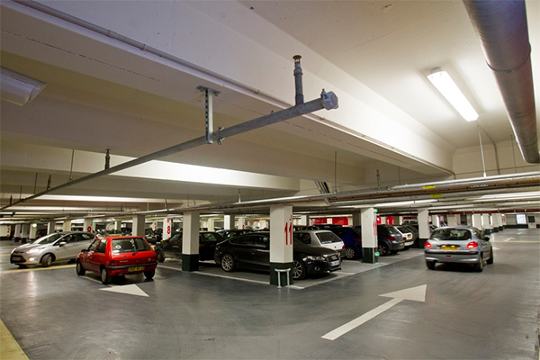 Le parking du Quai gratuit depuis le 1er novembre
