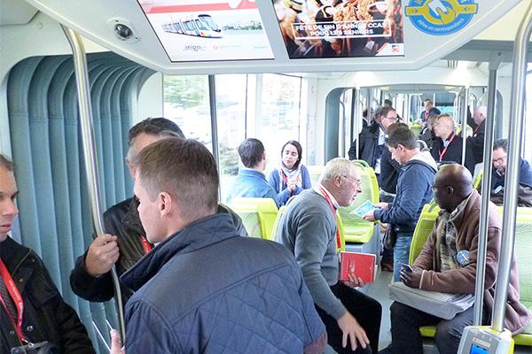 Le tramway de la création d'entreprises a circulé