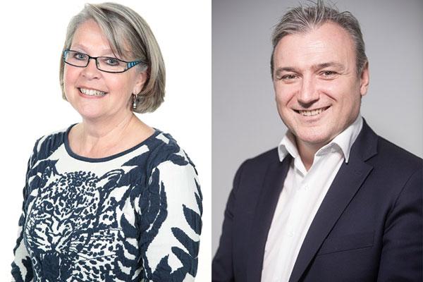 Deux nouveaux adjoints au conseil municipal