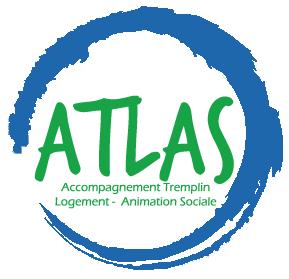 Logo ATLAS - ACCUEIL TEMPS LIBRE ANIMATION SOCIALE