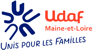Logo UDAF - UNION DEPARTEMENTALE DES ASS.  FAMILIALES DE M&L