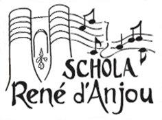 Logo SCHOLA RENE D'ANJOU