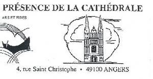 Logo ARS ET FIDES - PRÉSENCE DE LA CATHÉDRALE