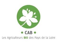 Logo CAB - COORDINATION AGROBIOLOGIQUE DES PAYS DE LA LOIRE