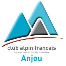 Logo CLUB ALPIN FRANÇAIS ANJOU