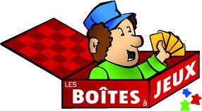 Logo LES BOITES A JEUX DE KATIA