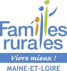 Logo FAMILLES RURALES FEDERATION DEPARTEMENTALE DE M&L