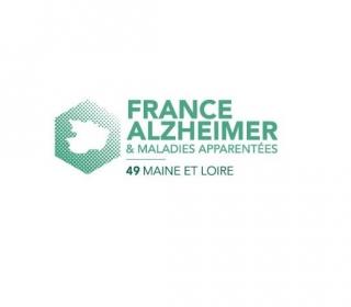 Logo FRANCE ALZHEIMER 49