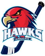Logo HAWKS ANGERS ROLLERS