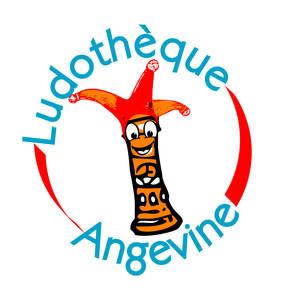 Logo LUDOTHEQUE ANGEVINE