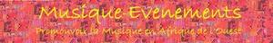 Logo MUSIQUE - EVENEMENTS