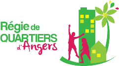 Logo REGIE DE QUARTIERS D'ANGERS