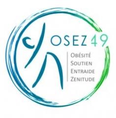 Logo OSEZ 49 - OBÉSITÉ - SOUTIEN - ENTRAIDE - ZÉNITUDE 49 (ASS.)