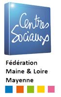 Logo CENTRES SOCIAUX ET SOCIOCULTURELS 49/53 (FÉDÉRATION DES)