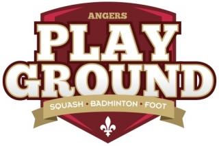 Logo SQUASH ANGERS PLAYGROUND