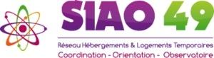 Logo SIAO 49 SERVICE INTEGRE D'ACCUEIL ET D'ORIENTATION 49