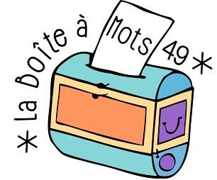 Logo BOITE A MOTS 49 (LA)