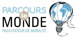 Logo PARCOURS LE MONDE GRAND OUEST - ANTENNE ANGERS