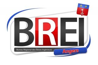 Logo BREI ANGERS -BUREAU RÉGIONAL DES ÉLÈVES INGÉNIEURS D'ANGERS