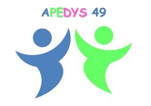 Logo APEDYS 49 - ASS.DES PARENTS D'ENFANTS DYSLEXIQUES DE MAINE ET LOIRE
