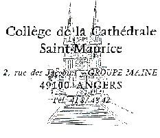 Logo LOISIRS DU COLLEGE DE LA CATHEDRALE SAINT-MAURICE (ASS. DE)