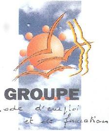 Logo GROUPE UNIVERS CITES ENTREPRISES FORMATION PAR L'EMPLOI ANGERS VAL DE LOIRE FRANCE