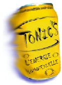 Logo TONIC'S L'ENERGIE HOMOSEXUELLE
