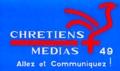 Logo CENTRE DIOCESAIN DE L'INFORMATION CHRETIENS MEDIAS 49