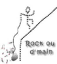 Logo ROCK OU D'MAIN