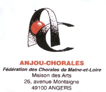 Logo ANJOU CHORALES