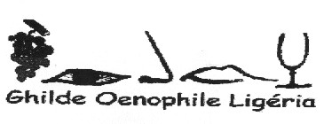 Logo GHILDE OENOPHILE LIGERIA