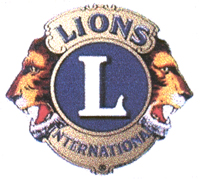 Logo LIONS CLUB ANGERS DAVID D'ANGERS