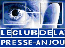 Logo CLUB DE LA PRESSE ANJOU VAL DE LOIRE