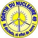 Logo SORTIR DU NUCLÉAIRE 49
