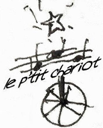 Logo P'TIT CHARIOT (LE)