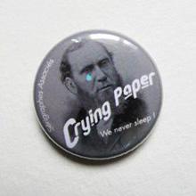 Logo CRYING PAPER