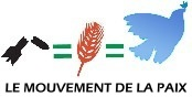 Logo MOUVEMENT DE LA PAIX - COMITÉ D'ANGERS