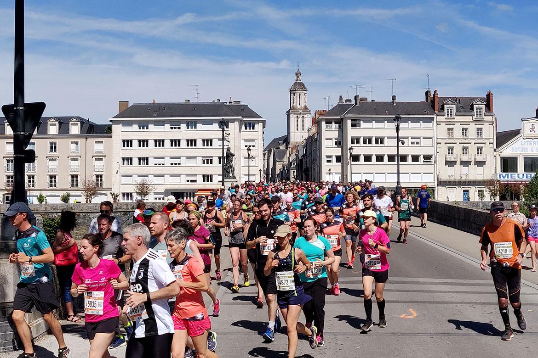 En tout plus de 6000 participants ont pris le départ des différents trails proposés.