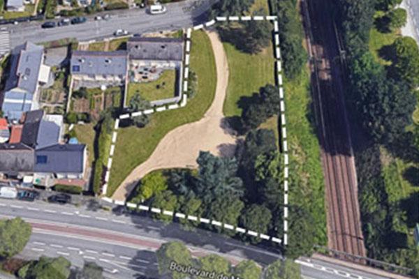Nouveaux aménagements au square de Bourgogne