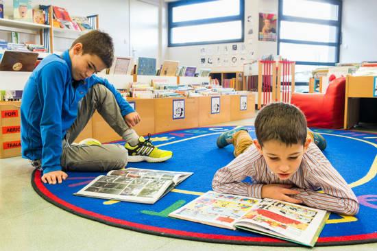La bibliothèque de la Maison pour tous sera déplacée vers le nouveau pôle éducatif et culturel.