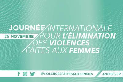 Journée internationale pour l'élimination des violences faites aux femmes