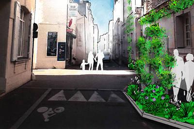 Végétalisation Coeur de Ville